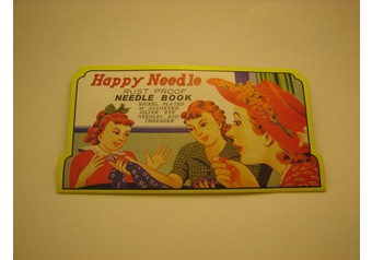 "N 60 Sewing needles ""Happy needle"""