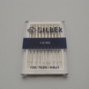 Sewing machine needles 130-705 H SILBER No.90