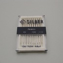 Sewing machine needles 130-705 H SILBER Jeans