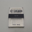 Sewing machine needles 135 x 5 SILBER No.70