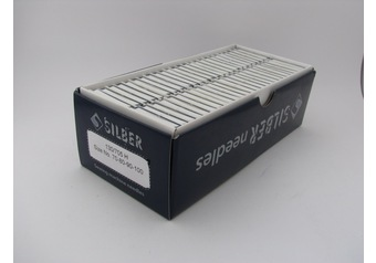 Sewing machine needles B 27 SILBER No.80